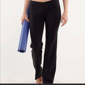 Lululemon Astro Pant Leggings Full Luon Sz 10